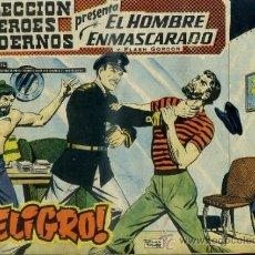 Tebeos: HEROES MODERNOS Nº 54 : EL HOMBRE ENMASCARADO. Lote 37292522