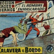 Tebeos: HEROES MODERNOS Nº 55 : EL HOMBRE ENMASCARADO. Lote 37292533