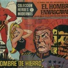 Tebeos: HEROES MODERNOS Nº 13 : EL HOMBRE ENMASCARADO. Lote 37292542