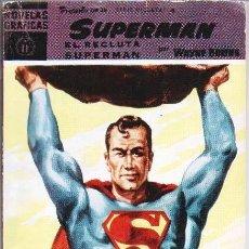 Tebeos: NOVELAS GRÁFICAS, TOMO 11. SUPERMAN RECLUTA. SERIE VIOLETA. AÑO 1959. Lote 37646033
