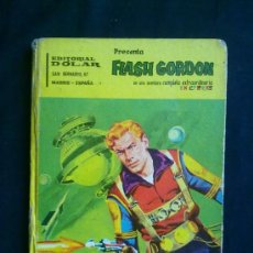 Tebeos: FLASH GORDON. EXTRAORDINARIO. EDITORIAL DOLAR. AVENTURA EN COLORES. 96 PAGS. TAPA DURA. Lote 37846517