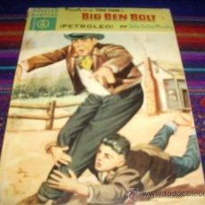 Tebeos: NOVELAS GRÁFICAS Nº 14 SERIE VERDE BIG BEN BOLT. DÓLAR 1959.. Lote 38327719
