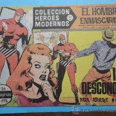 Tebeos: EL HOMBRE ENMASCARADO. SERIE A. Nº 26. Lote 38378709