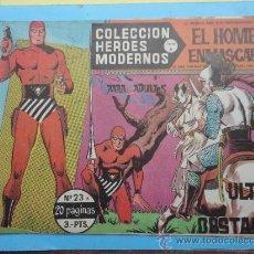 Tebeos: EL HOMBRE ENMASCARADO. SERIE A. Nº 23. Lote 38378789