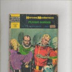 Tebeos: FLASH GORDON - HEROES MODERNOS Nº 8 EL PLANETA ERRANTE.1966 DOLAR.. Lote 39462596
