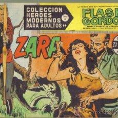 Tebeos: FLASH GORDON Nº 43. ZARA. COLECCION HEROES MODERNOS SERIE B. ORIGINAL DOLAR . Lote 39089951