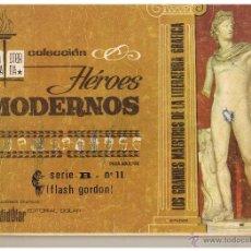 Tebeos: HEROES MODERNOS SERIE B Nº 11. FLASH GORDON. DOLAR. Lote 39494433