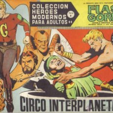 Tebeos: FLASH GORDON Nº 42. CIRCO INTERPLANETARIO. COLECCION HEROES MODERNOS SERIE B. LITERACOMIC.. Lote 39505358