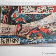 Tebeos: HEROES MODERNOS. FLASH GORDON Nº 11. Lote 39851537