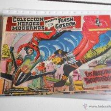 Tebeos: HEROES MODERNOS. FLASH GORDON Nº 15. Lote 39851571