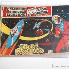 Tebeos: HEROES MODERNOS. FLASH GORDON Nº 21. Lote 39851645