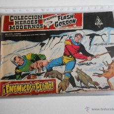 Tebeos: HEROES MODERNOS. FLASH GORDON Nº 35. Lote 39851835