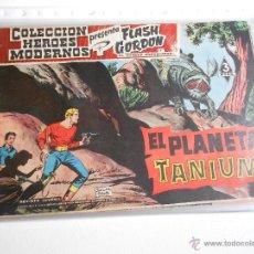 Tebeos: HEROES MODERNOS. FLASH GORDON Nº 43. Lote 39851923