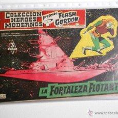 Tebeos: HEROES MODERNOS. FLASH GORDON Nº 52. Lote 39851988