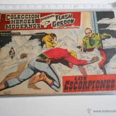 Tebeos: HEROES MODERNOS. FLASH GORDON Nº 54. Lote 39852017