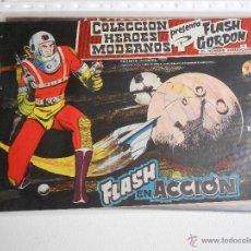 Tebeos: HEROES MODERNOS. FLASH GORDON Nº 55. Lote 39852027