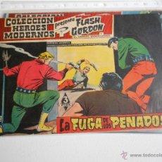 Tebeos: HEROES MODERNOS. FLASH GORDON Nº 57. Lote 39852067