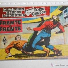 Tebeos: HEROES MODERNOS. FLASH GORDON Nº 58. Lote 39852082
