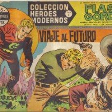 Tebeos: FLASH GORDON Nº 35 . VIAJE AL FUTURO. COLECCION HEROES MODERNOS, SERIE B.. Lote 39920985