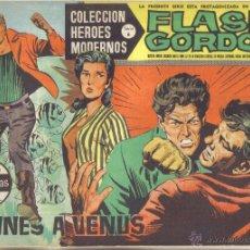 Tebeos: FLASH GORDON Nº 8 . DELFINES A VENUS. COLECCION HEROES MODERNOS, SERIE B.. Lote 40044468