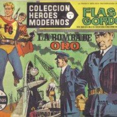 Tebeos: FLASH GORDON Nº 15. LA BOMBA DE ORO. COLECCION HEROES MODERNOS, SERIE B. LITERACOMIC.. Lote 40123300