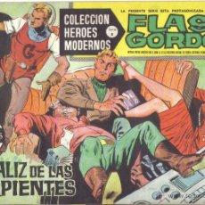 Tebeos: FLASH GORDON Nº 7. EL CALIZ DE LAS SERPIENTES. COLECCION HEROES MODERNOS, SERIE B. LITERACOMIC.. Lote 40446658