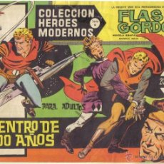 Tebeos: FLASH GORDON Nº 29. DENTRO DE 900 AÑOS. COLECCION HEROES MODERNOS, SERIE B. LITERACOMIC.. Lote 40481986