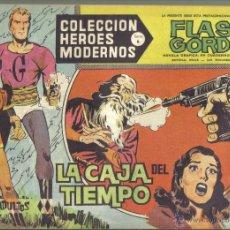 Tebeos: FLASH GORDON Nº 28. LA CAJA DEL TIEMPO. COLECCION HEROES MODERNOS, SERIE B.. Lote 40482025