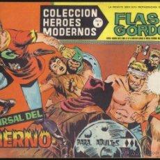Tebeos: FLASH GORDON Nº 24. SUCURSAL DEL INFIERNO. COLECCION HEROES MODERNOS, SERIE B. LITERACOMIC.. Lote 40646430