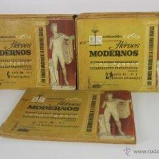 Tebeos: 4087- COLECCION HEROES MODERNOS. EDIT. EDIDOLAR. LOTE DE 29 EJEMPLARES. VARIAS SERIES. AÑOS 50. . Lote 40815534