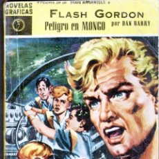 Tebeos: TEBEOS-COMICS GOYO - FLASH GORDON - Nº 7 - SERIE AMARILLA - DOLAR - 1959 - *DD99. Lote 40820135