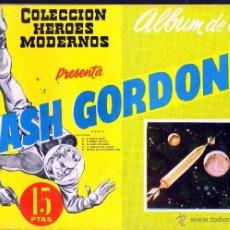 Tebeos: TEBEOS-COMICS GOYO - FLASH GORDON *- Nº 10 - ALBUM DE LUJO - DOLAR - 1959 - *AA99. Lote 40820244