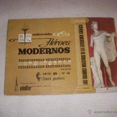 Tebeos: BOBLIOTECA ETERNA, COLECCIÓN HÉROES MODERNOS SERIE B Nº 14, EDITORIAL DÓLAR. Lote 42547770