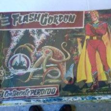 Tebeos: FLASH GORDON HEROES MODERNOS DE 70- DOLAR-COMPLETA - VER FOTOS. Lote 42709119