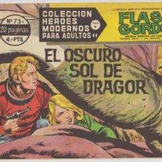 Tebeos: FLASH GORDON. SERIE B. COLECCIÓN COMPLETA 75 EJEMPLARES.. Lote 31712314