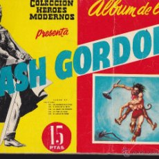 Tebeos: ALBÚM DE LUJO FLASH GORDON Nº 15 COLECCION HEROES MODERNOS .. Lote 43987819
