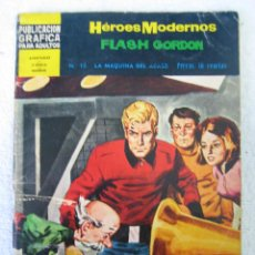 Tebeos: FLASH GORDON. ED DÓLAR 1960. N 15. Lote 44730613