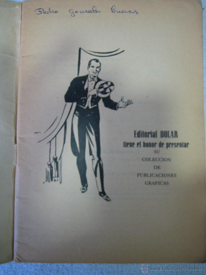 Tebeos: Flash Gordon. ED Dólar 1960. N 15 - Foto 2 - 44730613
