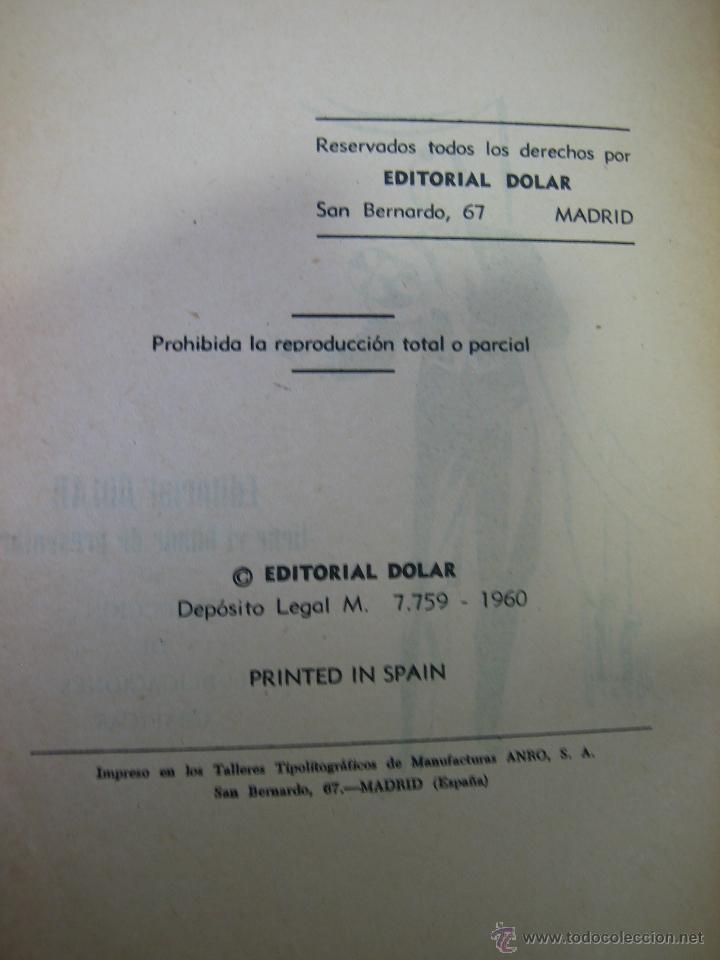 Tebeos: Flash Gordon. ED Dólar 1960. N 15 - Foto 4 - 44730613
