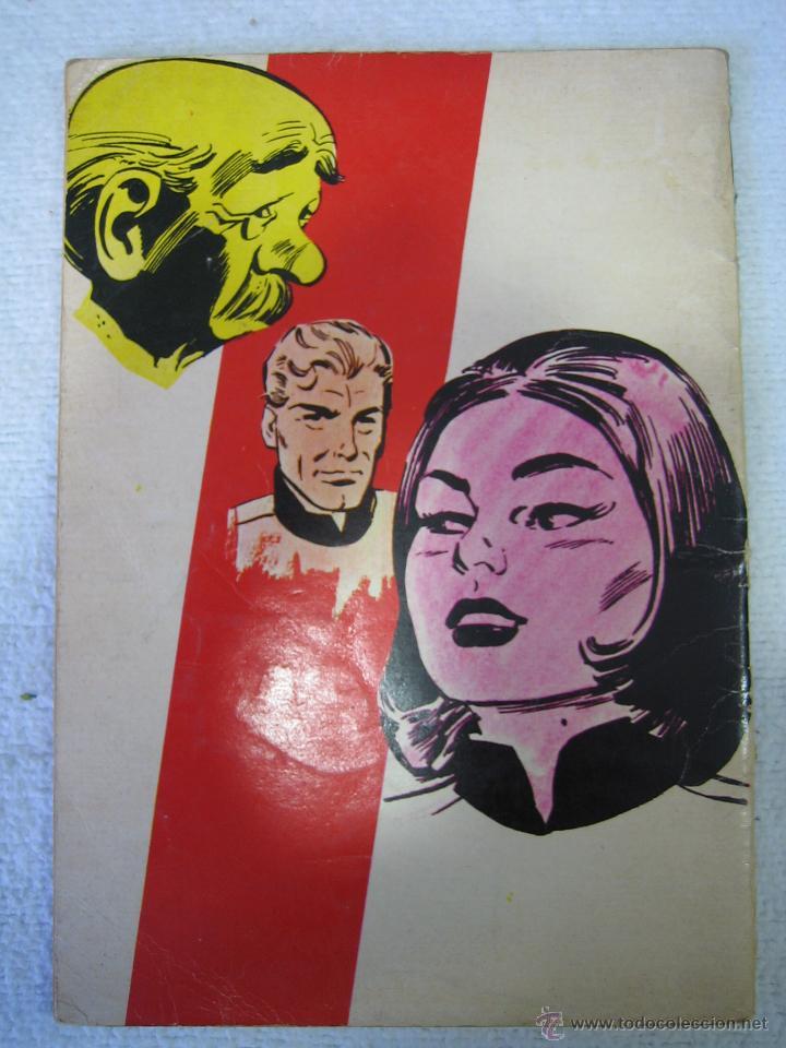 Tebeos: Flash Gordon. ED Dólar 1960. N 15 - Foto 5 - 44730613