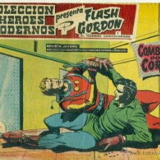 Tebeos: HEROES MODERNOS Nº22 FLASH GORDON. Lote 45630867