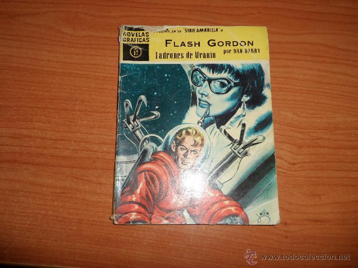 FLASH GORDON SERIE AMARILLA DOLAR Nº 17 (Tebeos y Comics - Dólar)