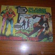 Tebeos: HEROES MODERNOS SERIE B FLASH GORDON Nº 9 DE DOLAR . Lote 46751886