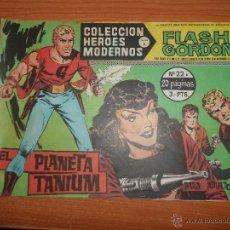 Tebeos: FLASH GORDON HEROES MODERNOS DOLAR SERIE B Nº 22. Lote 47375086