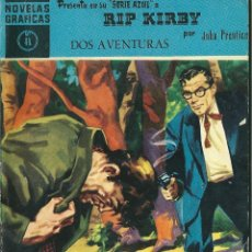 Tebeos: RIP KIRBY Nº 41-SERIE AZUL-DOS AVENTURAS- AÑO 1959. Lote 47520358
