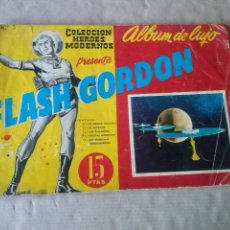 Giornalini: ALBUM DE LUJO , FLASH GORDON Nº 3 - HEROES MODERNOS ,DOLAR. Lote 48523937