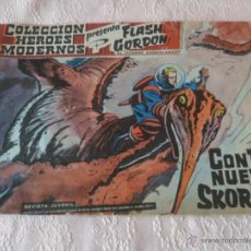 Tebeos: FLASH GORDON COLECCION HEROES MODERNOS Nº 67 EDITORIAL DOLAR. Lote 50698271