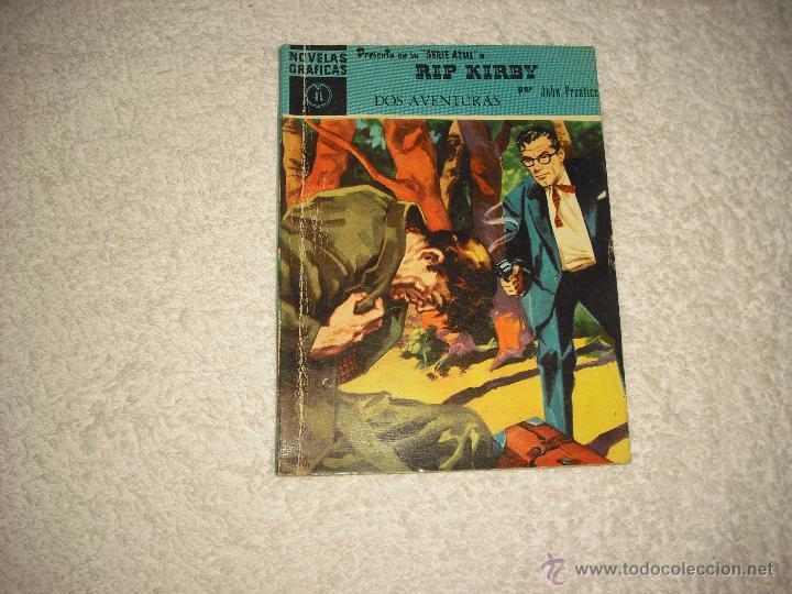 RIP KIRBY N. 41 , DOS AVENTURAS (Tebeos y Comics - Dólar)