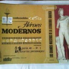 Tebeos: HEROES MODERNOS , SERIE C . DOLAR - VARIOS PERSONAJES - 15 NºS , GA-. Lote 51926141