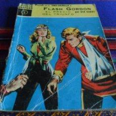 Tebeos: FLASH GORDON Nº 6 SERIE AMARILLA. DÓLAR 1959. EL PRECIO DEL TRIUNFO.. Lote 52288916